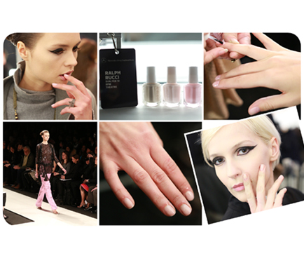 11 Exclusive Looks Backstage with Essie at New York Fashion Week