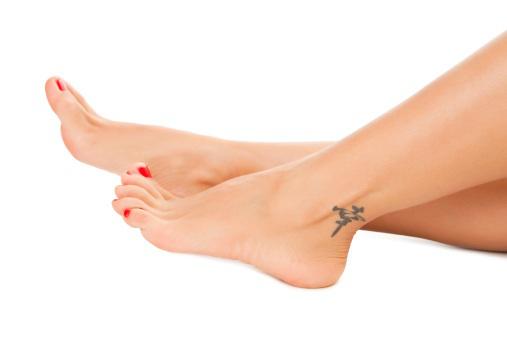 Nail Art and Tattoos