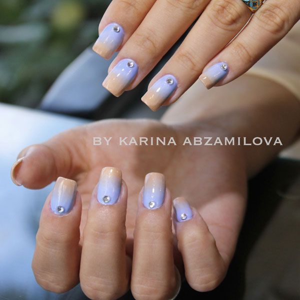 Nail Art Tutorial: Ombre Nails