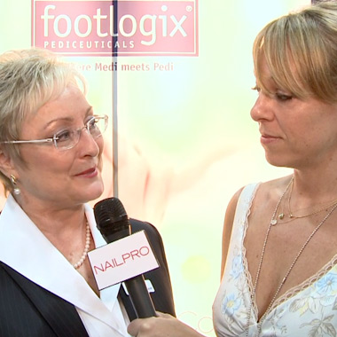 Nail Products VIDEO: footlogix Pediceuticals releases new scrub and at-home products