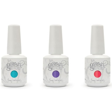 Summer Nail Polish Collection: Gelish All About the Glow