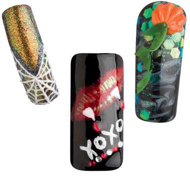 Create Halloween Nail Designs