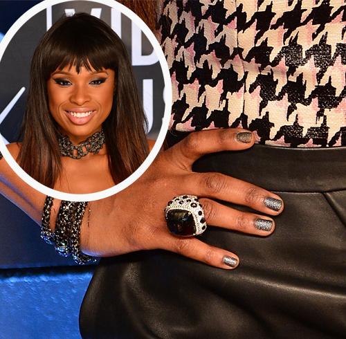 Celebrity Nails: Two Ways to Get Jennifer Hudson