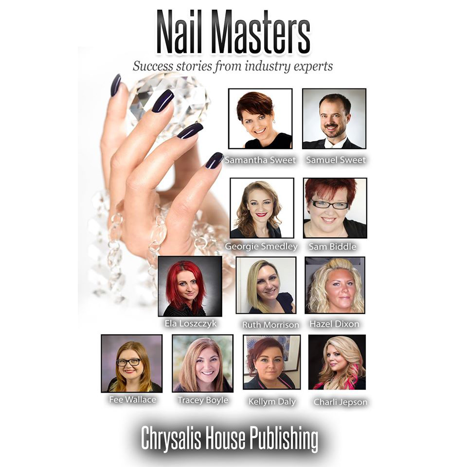 The Nail Industry Book You Need: Nail Masters