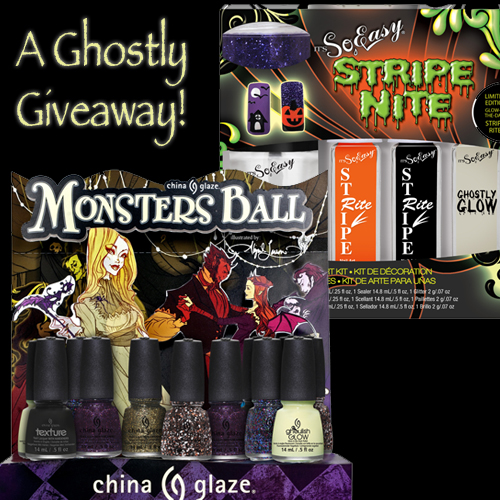 Giveaway: China Glaze Monsters Ball and It