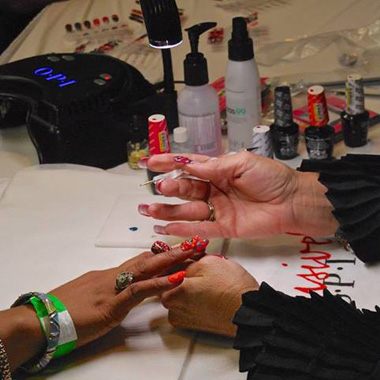 Nail Video: 6th Annual Nail Tech Event of the Smokies