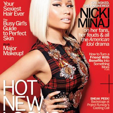 Celebrity Nails: Nicki Minaj