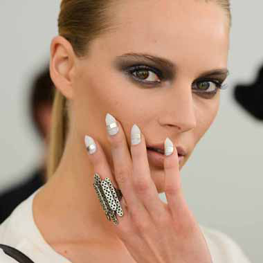 NYFW Nails S/S: China Glaze for Cushnie Et Ochs