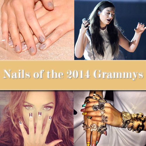 Nails From The 2014 Grammys