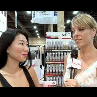 Nail Products VIDEO: Orly Gel FX delivers antioxidants for healthy, shiny nails