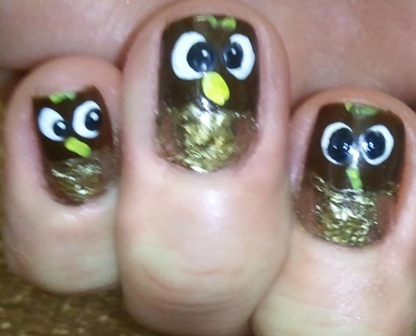 Night Owl Nails