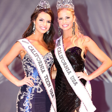China Glaze Nail Lacquer Sponsored Pageant Names Miss California USA and Miss California Teen USA for 2014