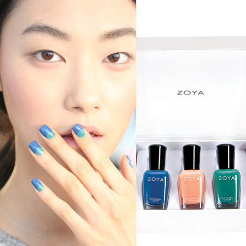 Nail Products: Zoya Designer Trios