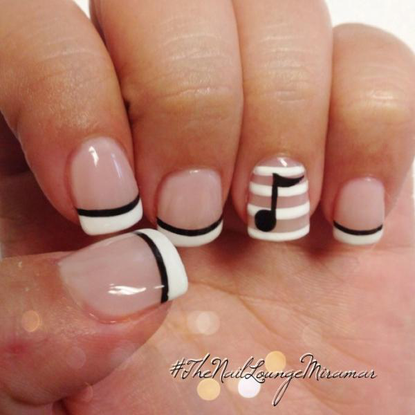 Nail art how to nail tutorial step by step nail designs - Cute nail art designs to do at home ...