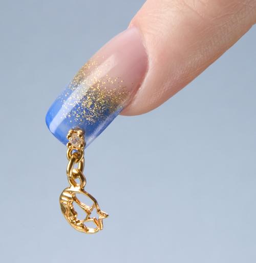 Nail Art Tutorial: Piercing Nails