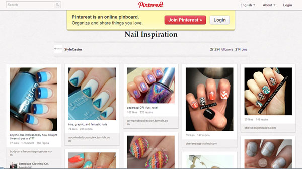Promote Your Salon With Pinterest