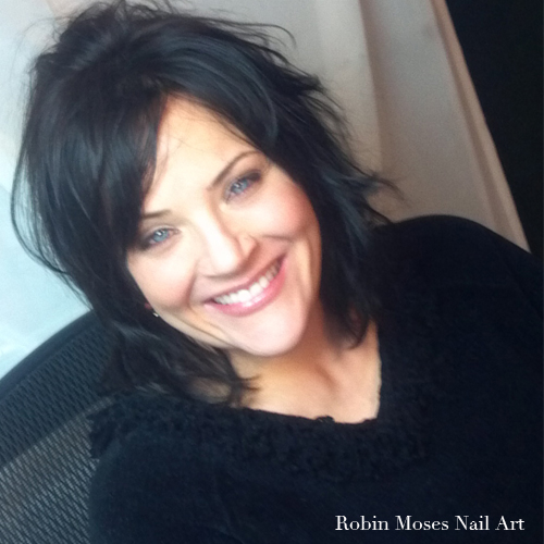 Nail Artist Q&A: Interview with Robin Moses