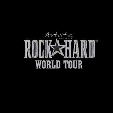 Nail News: Artistic Rock Hard World Tour
