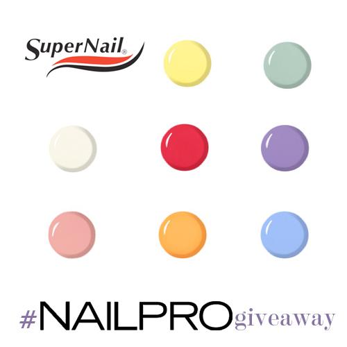 Giveaway: Win SuperNail Boardwalk Babe