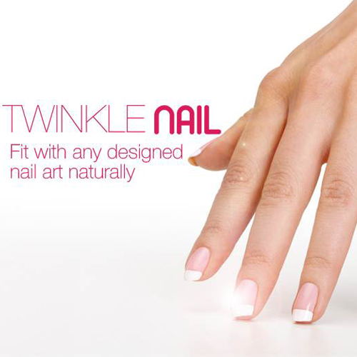 Nail News: Twinkle Nail Product Lights Up With Phone Calls and Texts
