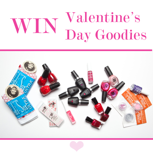 Giveaway: Win A Valentine