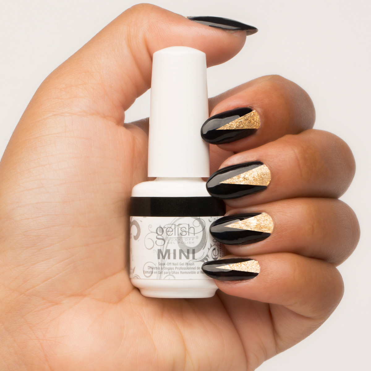 Nail Art Tutorial: Beyoncé-Inspired Manicure