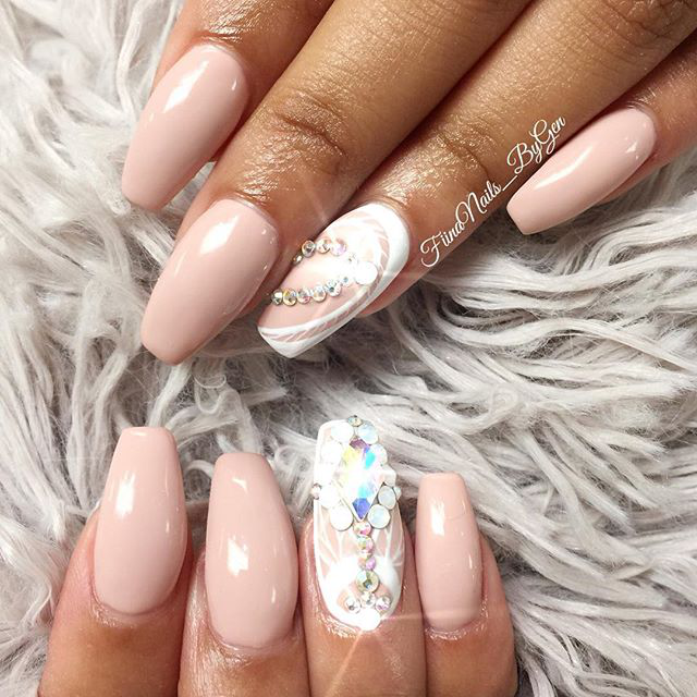 Coffin Nails: Why This Nail Trend is Taking Over   NAILPRO