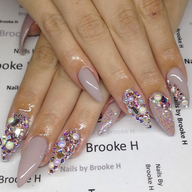 Gallery Bling Nails