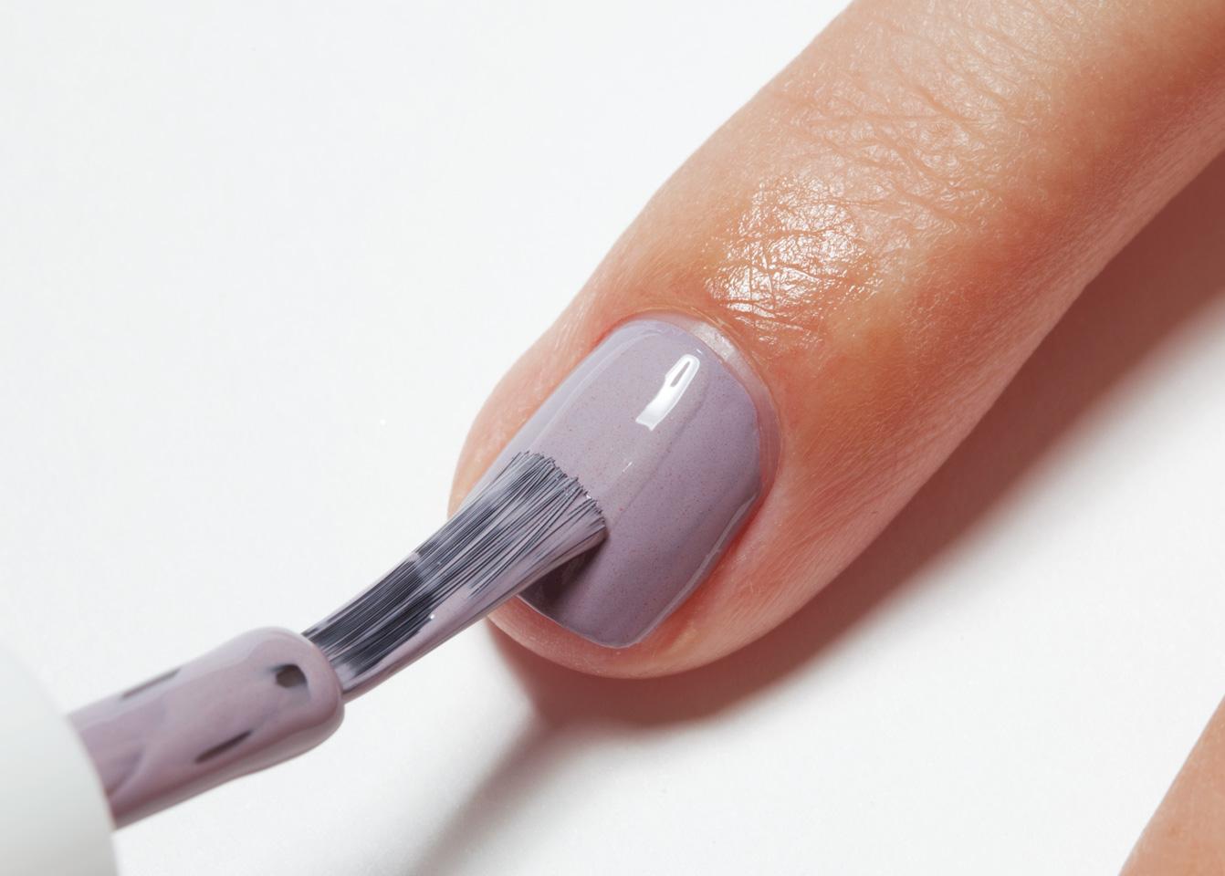 Nail Art Tutorial Tweed Nails