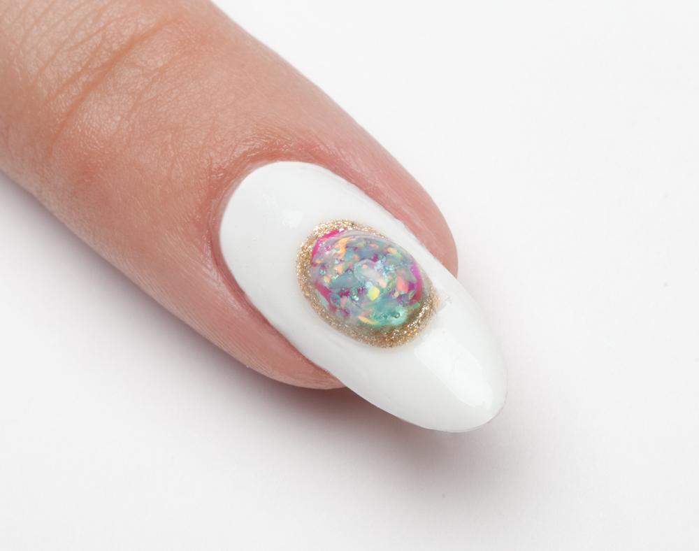 How To Use Kokoist Gem Gel To Create Custom Gemstones