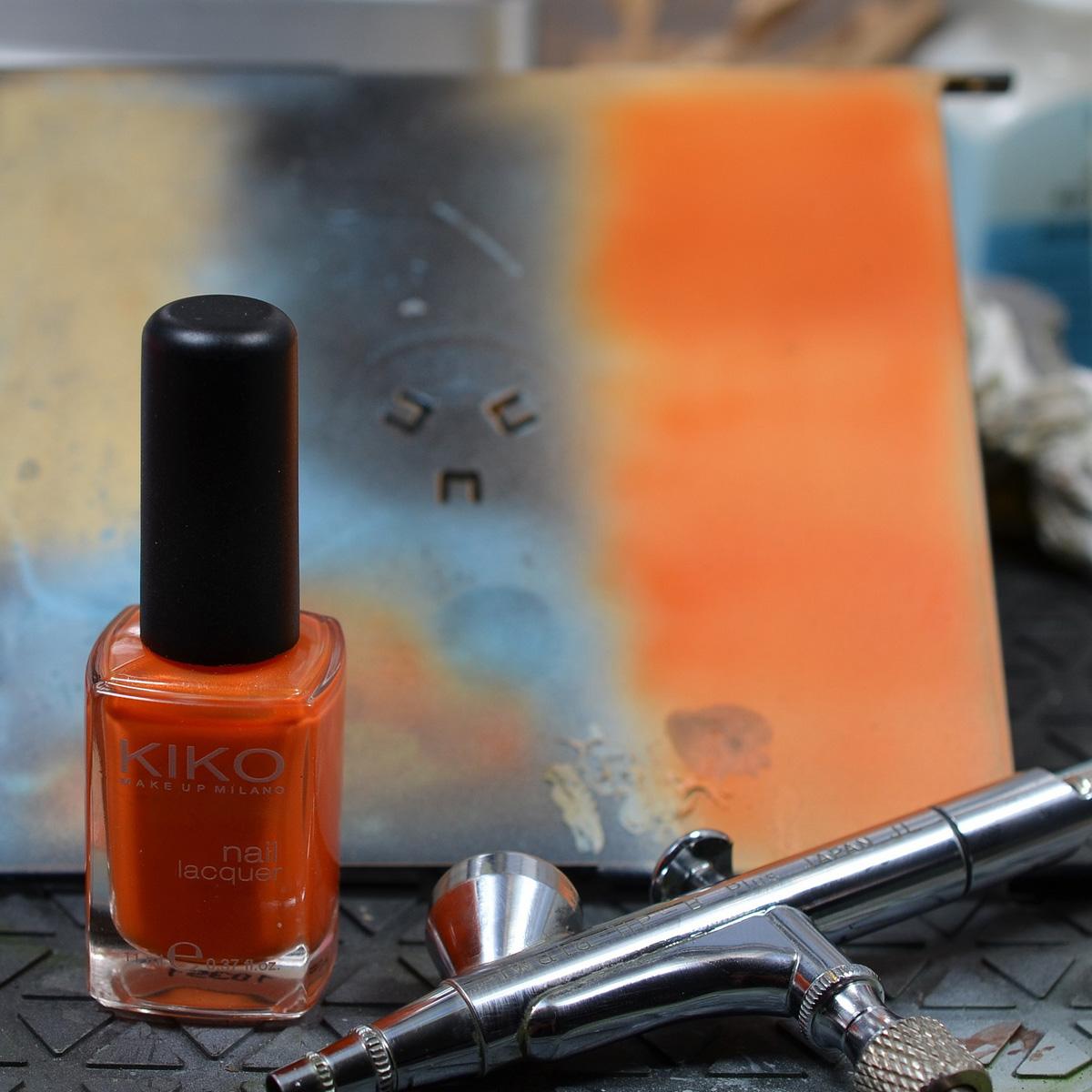 Nail Art Tutorial Airbrushing Nails