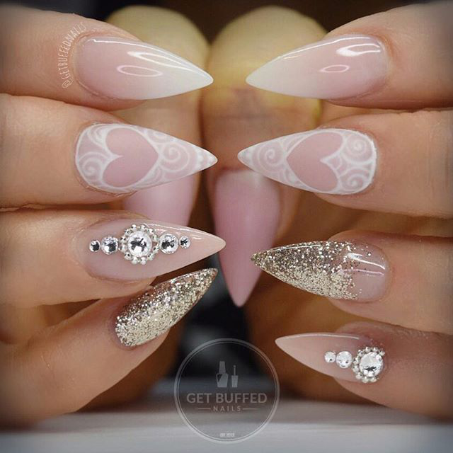 feb 9 getbuffednails