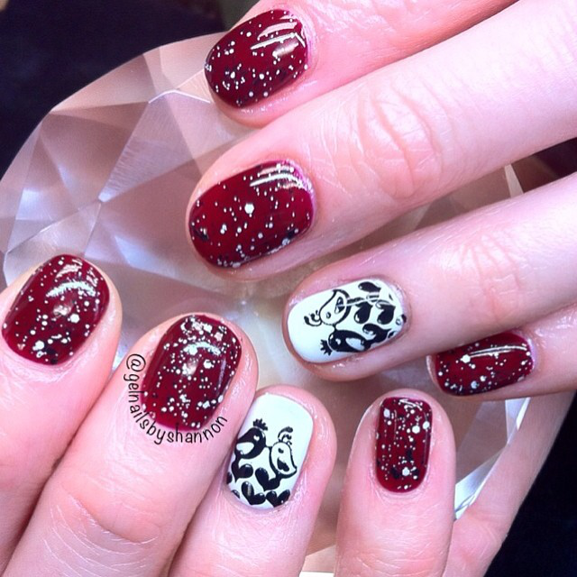 gallery valentines day nails