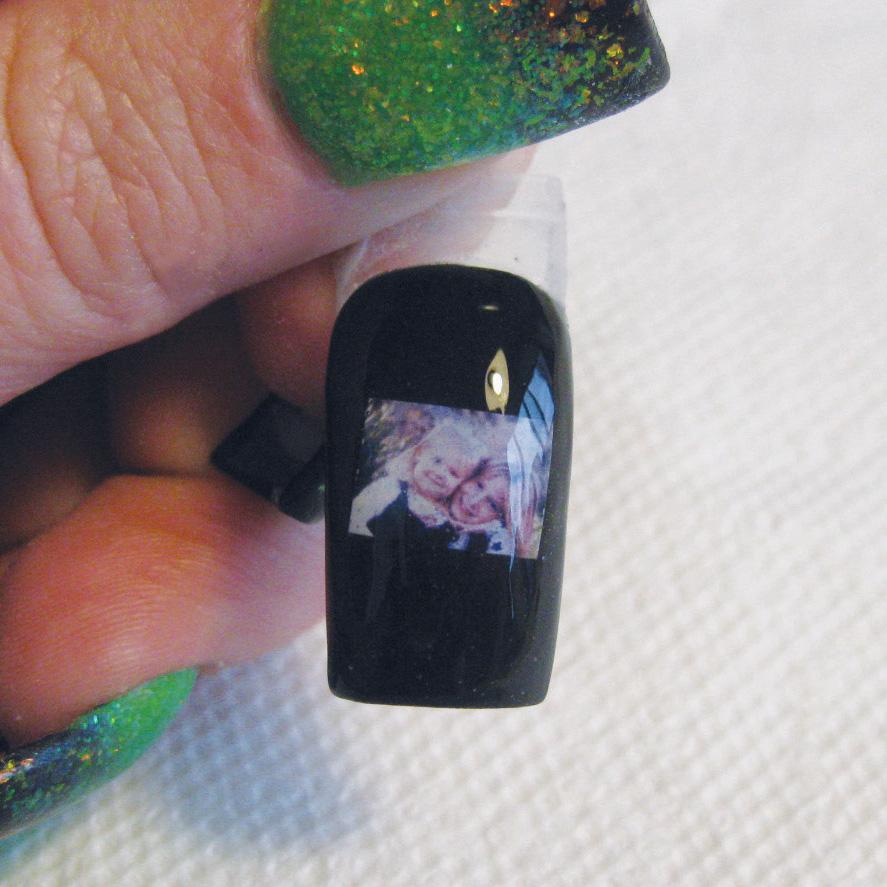 Nail Art Tutorial Photo Nails Nailpro