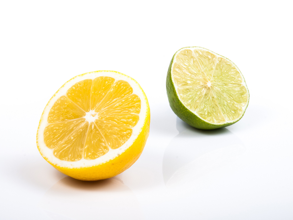 resized limes