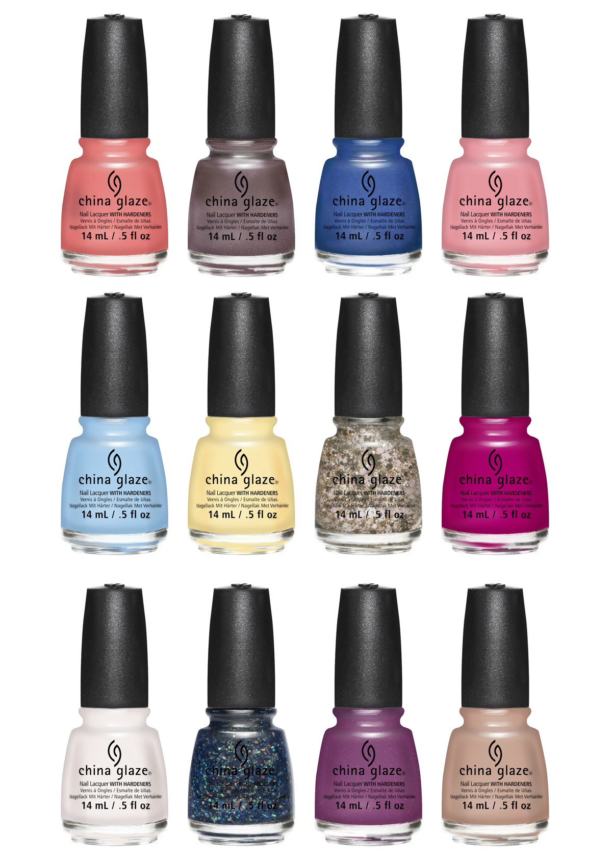 Every Spring Nail Polish and Gel You Need for 2016 - Nailpro