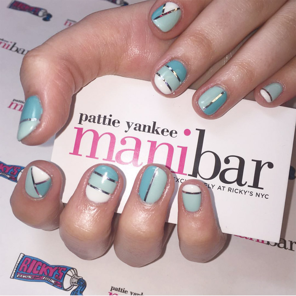 Savvy salon pattie yankee manibar nailpro our most popular service is virtual nails with gel polish application a set of dashing diva virtual nails is applied to the clients nails and a gel polish prinsesfo Image collections