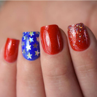 4th Of July Nail Art Gallery Nail Pro