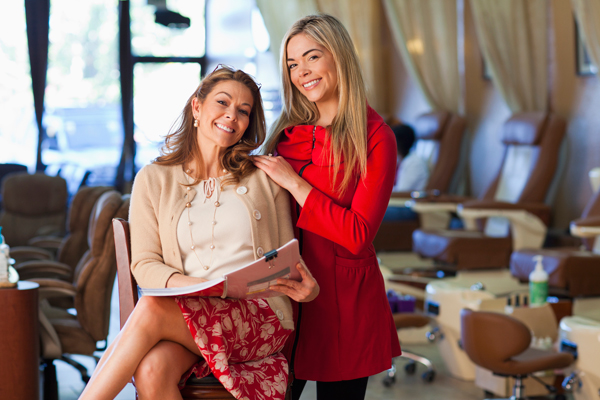 Beauty Insurance Plus offers helpful tips for nail salon business strategies!