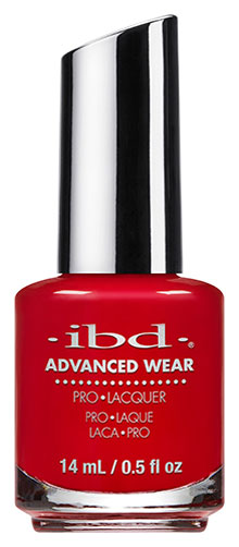 ibd Advanced Wear Bing Cherries| Top 10 ibd Advanced Wear Manicure + Drink Combos; check it out at http://www.nailpro.com/advanced-wear-manicure