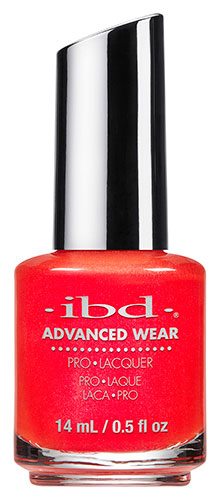 ibd Advanced Wear Mango Mischief | Top 10 ibd Advanced Wear Manicure + Drink Combos; check it out at http://www.nailpro.com/advanced-wear-manicure