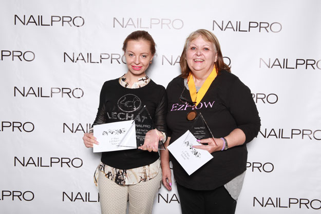 3D Nail Art Veteran Winners | IBS 2016 NAILPRO Cup Winners; check it out at http://www.nailpro.com/nailpro-cup-2016