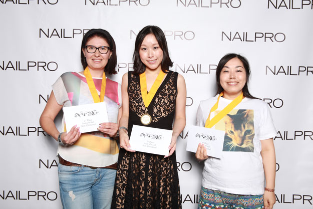 Soak-Off Gel, Non Divisional Winners | IBS 2016 NAILPRO Cup Winners; check it out at http://www.nailpro.com/nailpro-cup-2016