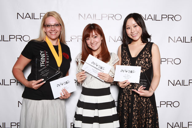Salon Success Veteran Winners | IBS 2016 NAILPRO Cup Winners; check it out at http://www.nailpro.com/nailpro-cup-2016