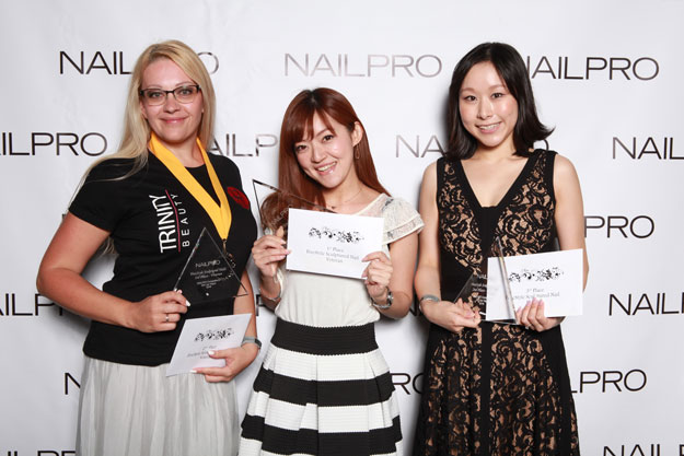 5 Style Sculptured Veteran Winners | IBS 2016 NAILPRO Cup Winners; check it out at http://www.nailpro.com/nailpro-cup-2016