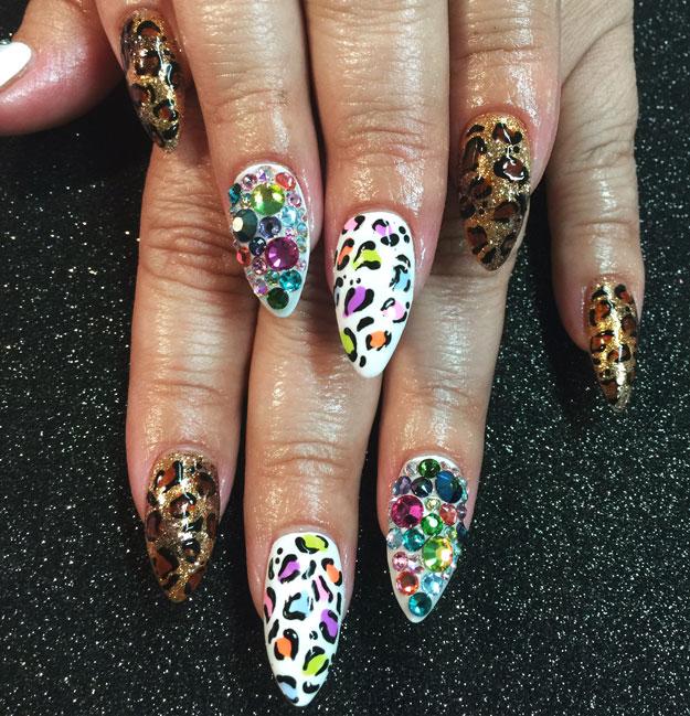 July 2016 Magazine Readers Nail Art Nail Pro
