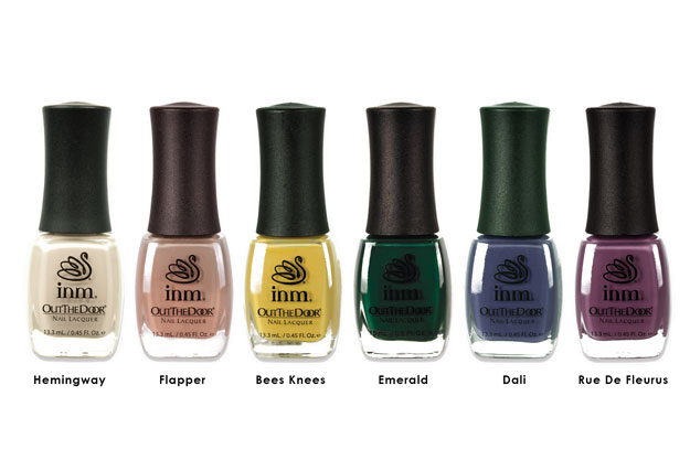 INM Releases 6 New Nail Colors; see them at http://www.nailpro.com/inm