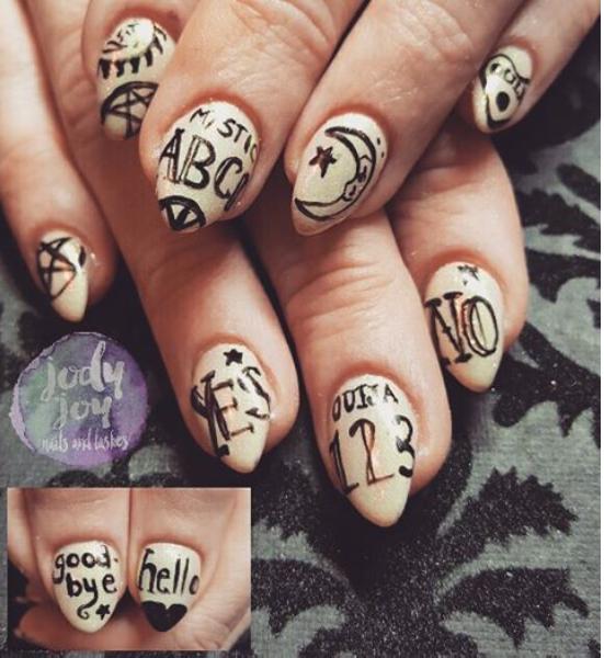 Halloween Nail Art Nailpro
