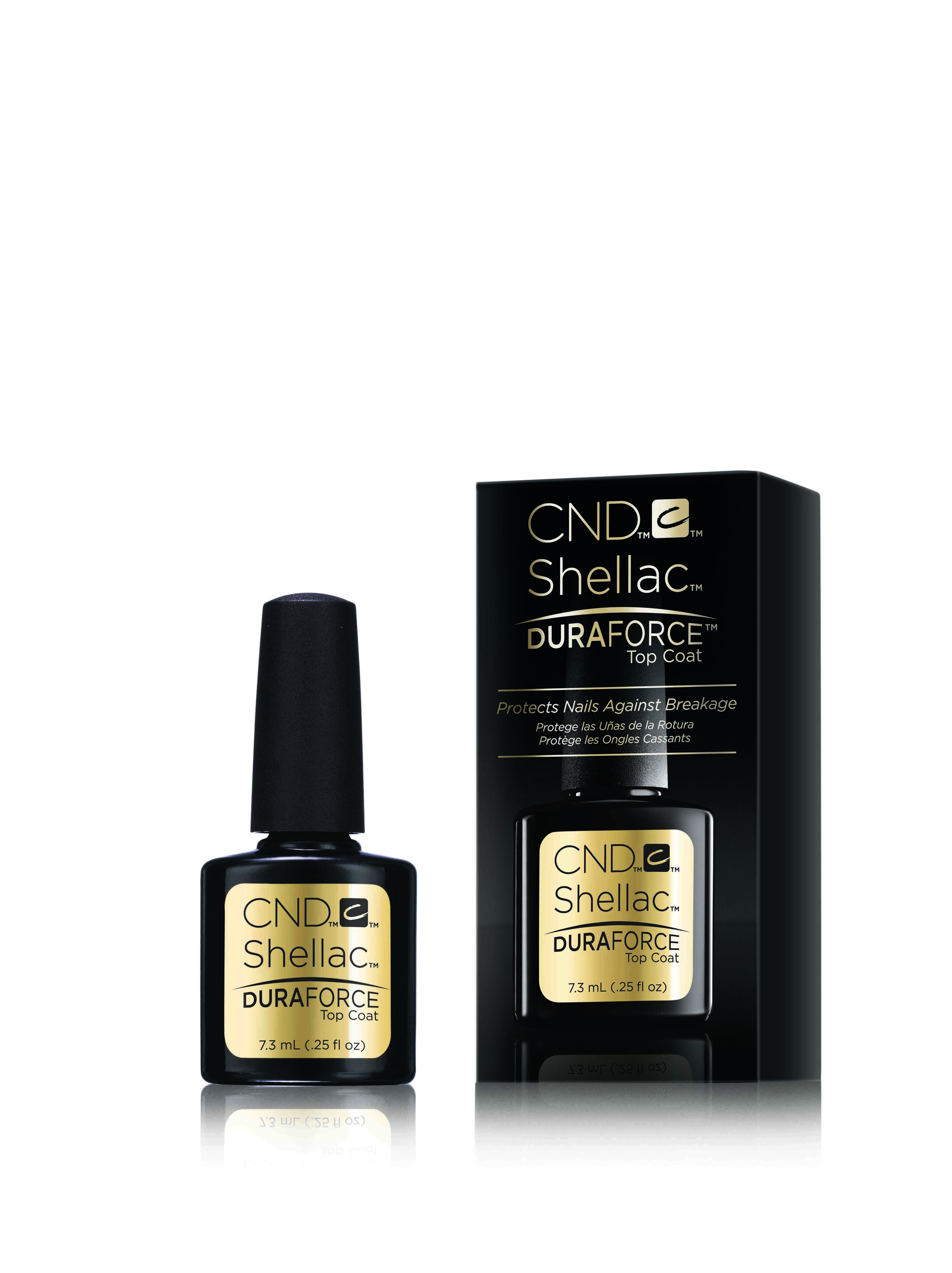 Cnd Creative Play Nail Lacquer Reviews In Nail Polish: CND Shellac Duraforce Top Coat Strengthens, Shines