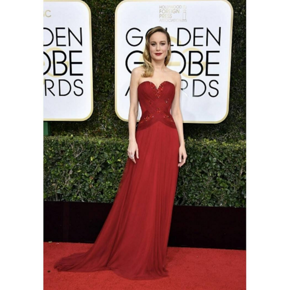 The Best Nails From The 2017 Golden Globe Awards Nailpro